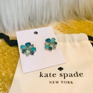 Kate Spade ♠️ Cluster Earrings